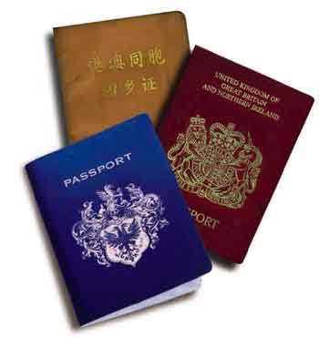 passports for international travel