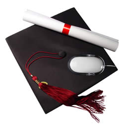 distance learning graduation