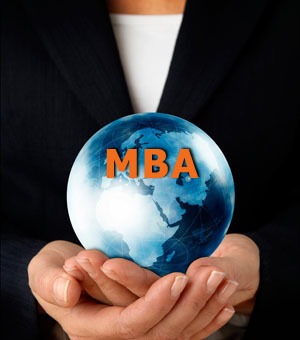 pursuit of an mba