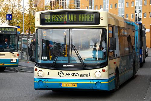 uk transportation buses